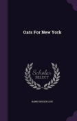 Oats for New York