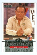 Men Nguyen trading card 2006 Razor Poker No.39