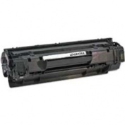 HP MHCB435A Compatible MICR Toner Cartridge Black