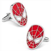 Best Desu 170351SM Spiderman Cufflinks