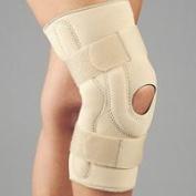 Fla 37-1072LBEG Neoprene Stabilising Knee Brace With Composite Hinges Beige XX-Large