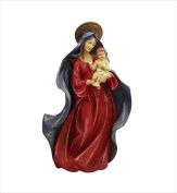 NorthLight Polyresin Mary Holding Baby Figure