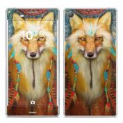 DecalGirl SXZ3-WISEFOX Sony Xperia Z3 Skin - Wise Fox