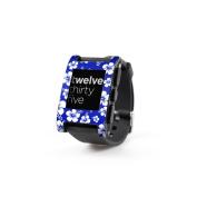DecalGirl PWCH-ALOHA-BLU Pebble Watch Skin - Aloha Blue
