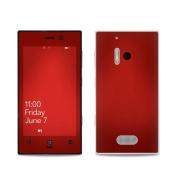 DecalGirl NL28-REDBURST Nokia Lumia 928 Skin - Red Burst