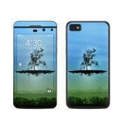 DecalGirl BZ10-FTBLU BlackBerry Z10 Skin - Flying Tree Blue