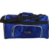 Harvest BBP1142 Blue 420D Dobby Sport Duffel Bag