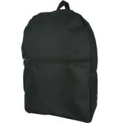 Harvest LM206 Black 43cm . Basic Backpack