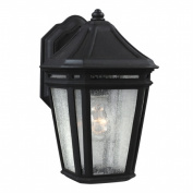 Murray Feiss OL11300BK-LED Londontowne - 29cm . 8W 1 LED Outdoor Wall Sconce Black