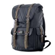 Luggage America BP-5006-GY HOPKINS 46cm . BACKPACK