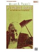 Alfred 00-38651 Willard Palmer Favourite Solos 3 Book