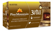 Pine Mountain 4152501321 3 Hour Crackling Fire Log Pack - 6