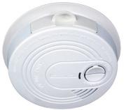 Usi 604045 Ac-Dc Ion Smoke Alarm 120V 1Pk -Pack of 2
