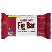 Natures Bakery 60ml Gluten Free Fig Bar - Pomegranate - Case Of 12
