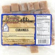 RuckerS Candy 180ml Caramels 1138