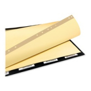 Avery Consumer Products AVE11730 Data Binder Tab Dividers- 11-HP- 9-.130cm .x 11in.- 6-Clear Tabs