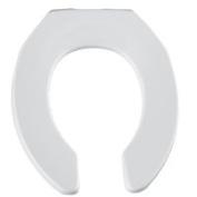 Bemis Mfg M955C-000 Toilet Seat Round Commercial