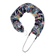 Stethoscope Covers Handmade Variety Patterns Colours 100% Cotton Scrunchie