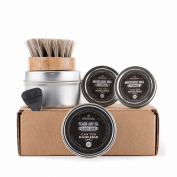 Basic Beard Care Kit - Classic Beard Dry Oil