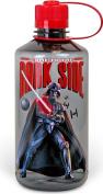 Star Wars Silver Buffalo SW3819 Star Wars Come to the Dark Side Plastic Water Bottle, 1 L, Multicolor