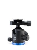 Benro IB2 Triple Action Ball Head with PU60 QR Plate