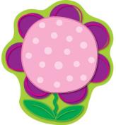 Carson Dellosa Flower Notepad