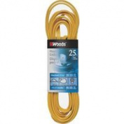 Coleman Cable Inc. Cord Ext Indr Flt10.6m X 7.6m Yel 831