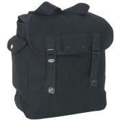 Fox Outdoor 40-91 BLACK GI Style Jumbo Musette Bag - Black