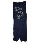 Fox Outdoor 64-7791 M Mens Navy With Anchor Logo One Sided imprint Sweatpant Navy - Medium