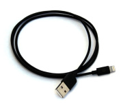 GROM Audio C-U2L3 USB Iphone Lightning Sync And Charge Cable - 0.9m