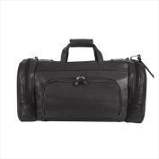 Canyon Outback Leather D315-03 60cm . Corral Canyon Leather Duffel-Backpack Black