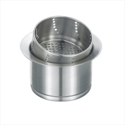 Blanco 441232 3 in 1 Disposal Flange - Stainless