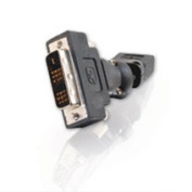 Cables To Go 40931 HDMI FEMALE to DVI-D MALE 360 DEGREE ROTATING ADAPTER