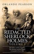 The Redacted Sherlock Holmes