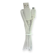 RND Accessories 1.8m Charge And Dock Mode Micro USB Cable - White