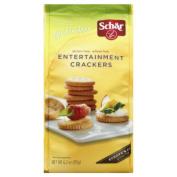 Schar Crackers Entertainment Gluten Free 180ml Pack Of 6