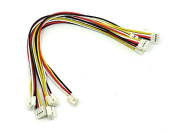 Seeedstudio Grove - Universal 4 Pin Buckled 20cm Cable
