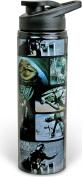 Star Wars Silver Buffalo SW9089ST Star Wars Photo Reel Stainless Water Bottle, 740ml, Multicolor