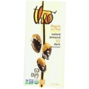 Theo Chocolate B04680 Theo Chocolate 85% Dark Chocolate Bar -12x90ml