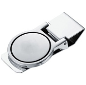 Visol VMC77 Origin Stainless Steel Engravable Money Clip