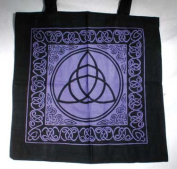AzureGreen RBCEL Triquetra With Celtic Knotwork Bag