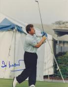 Ian Woosnam Autographed Golf 8X10 Photo - Masters Winner