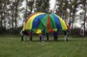 Everrich Industries EVC-0216 Parachute - 3.7m Dia. 10 Colours