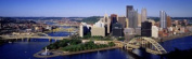 Panoramic Images PPI68958L Pittsburgh Pennsylvania USA Poster Print by Panoramic Images - 36 x 12