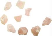 Azure Green GUROSQB 0.5kg Rose Quartz Untumbled