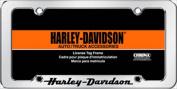 Chroma 6305 Harley-Davidson Script Silver Frame