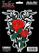 Chroma 8508 Tribal Rose Inkz Decal