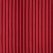 Designer Fabrics D367 140cm . Wide Red And Ruby Thin Striped Jacquard Woven Upholstery Fabric