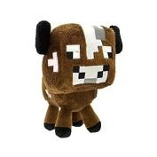 Minecraft Baby Cow Stuffed Plush