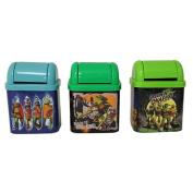 Teenage Mutant Ninja Turtles Flip Lid Desktop Tin Set